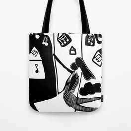 What a wonderful day ! Tote Bag