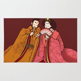 Hinamatsuri Rug