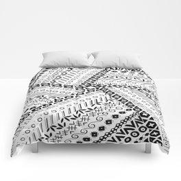 Coalition Tradition Comforters