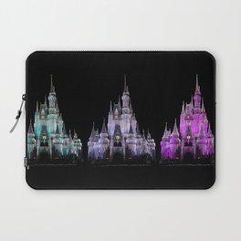 Magic Kingdom Christmas Laptop Sleeve