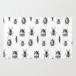 Insects 1 (bugs and beetles) Rug