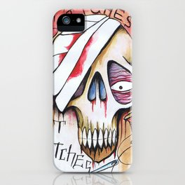 snitches iPhone Case