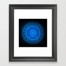 The Blues II Framed Art Print