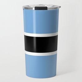 Flag: Botswana Travel Mug