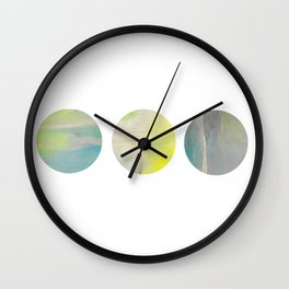 CIRCLETHREE Wall Clock