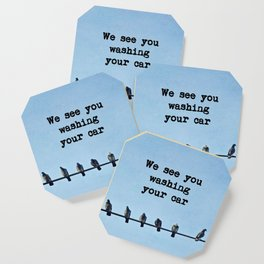 When Pigeons Plan... Coaster