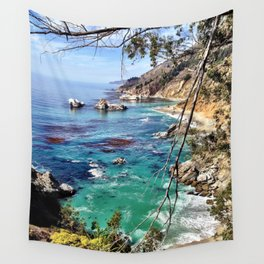 Big Sur Beauty Wall Tapestry