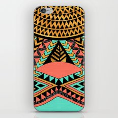 PeruNative iPhone & iPod Skin