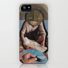 third cup iPhone Case