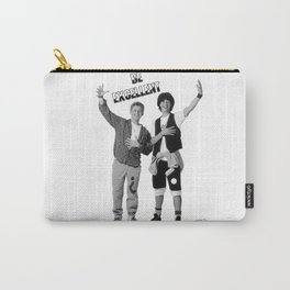 Bill and Ted's Excellent Adventure Carry-All Pouch