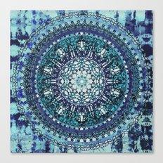 Monterey Mandala Canvas Print