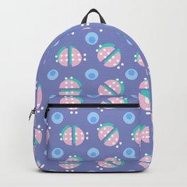 Shapes of Hackney - circles Backpack