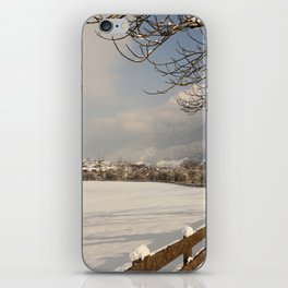 Winterwonderland iPhone Skin