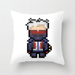 soldier 76 16-bit Throw Pillow
