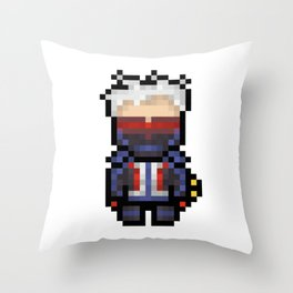 soldier 76 16-bit Throw Pillow