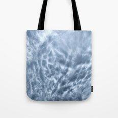 Mammatus Cloud Panorama Tote Bag