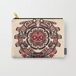 Sisiutl - The Two Headed Serpent Carry-All Pouch