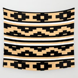 Etnico beige version Wall Tapestry