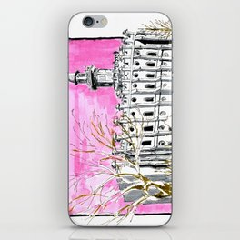 St. George LDS Temple iPhone Skin