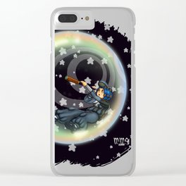 Lovecraft Cuties Set 01: The Render of Veils Dao Clear iPhone Case