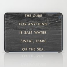 Salt Water iPad Case