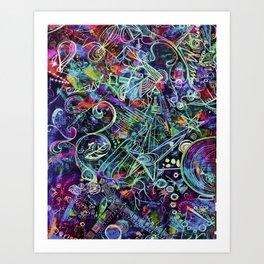 Property of Harvey Cedars Art Print