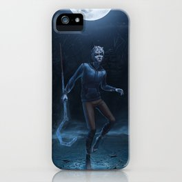 Jack Frost - Talk To Me iPhone Case