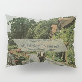 Lure of Lonely Trails Pillow Sham