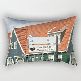 Klompenmakerj Rectangular Pillow