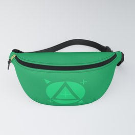 Visual Effect Fanny Pack