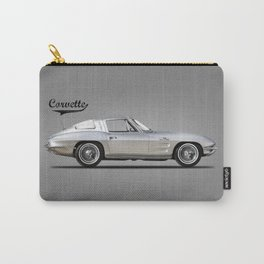The 63 Vette Carry-All Pouch