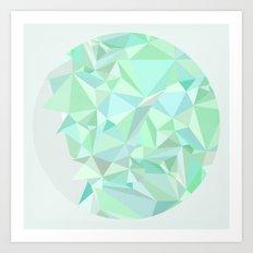 Circle 1 Art Print
