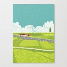 Rural Japan Canvas Print