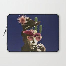 flowers in my head Laptop Sleeve