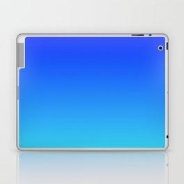 Caribbean Water Gradient Laptop & iPad Skin