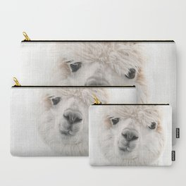 PEEKY ALPACA Carry-All Pouch