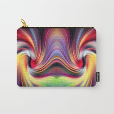 Contemplating Rainbows Carry-All Pouch