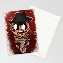1, 2, Freddy's Coming for you Stationery Cards