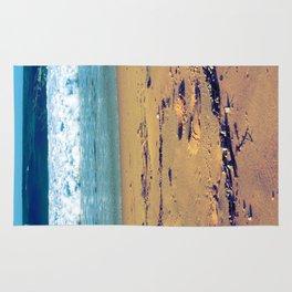 Summer sand Rug