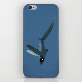 """FINconceivable Still """"Thresher"""" iPhone Skin"""