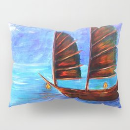 Night Junks Pillow Sham
