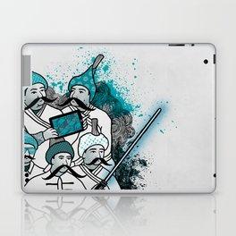 Mustache Mafia Laptop & iPad Skin