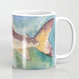 Mountain Whitefish (oddly not so white) Coffee Mug