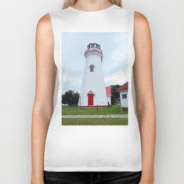 Campbelton Lighthouse Biker Tank