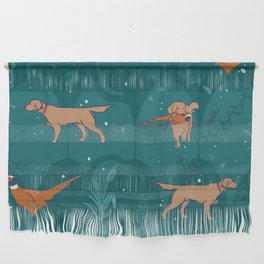 bird dogs Wall Hanging