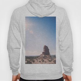 Lone Rock Formation in Arches National Park Hoody