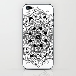 mandalavera iPhone Skin