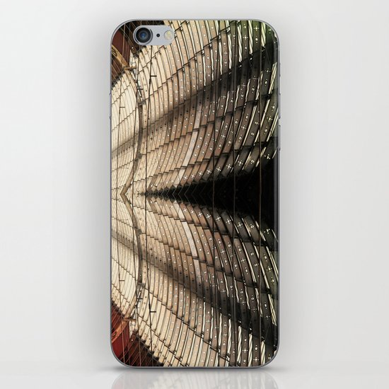 good bones iPhone & iPod Skin