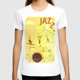 Jazz Poster T-shirt