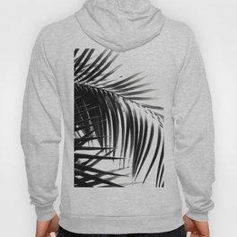 Palm Leaves Black & White Vibes #3 #tropical #decor #art #society6 Hoody